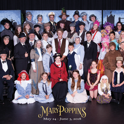 Final week of Mary Poppins, tickets 90% sold