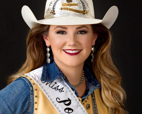 Alicia Erickson crowned Miss Rodeo Canada 2020