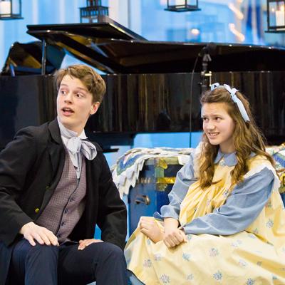 Encore: The Arts at Prairie Christian Academy