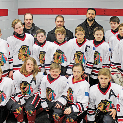 Chiefs to host PeeWee Provincials this weekend.  Full Tournament Schedule inside.