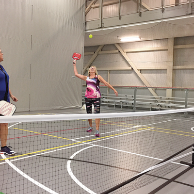 Pickleball is coming to Three Hills