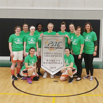 Lady Pilots bring home Provincial Gold