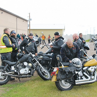 Rural Alberta Ride For Dad comes to Kneehill County