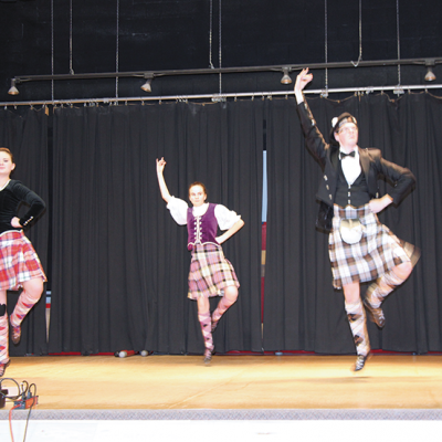 Robbie Burns supper held in Three Hills
