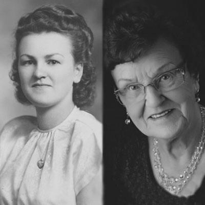 KRISTENSEN (nee Henkel), Ruth