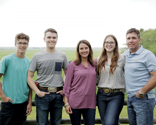 Acme's Sawyer Family featured in Real Farm Lives