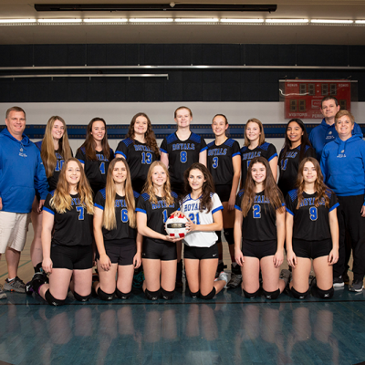Three Hills plays host to 2A Girls Provincial Volleyball Championships