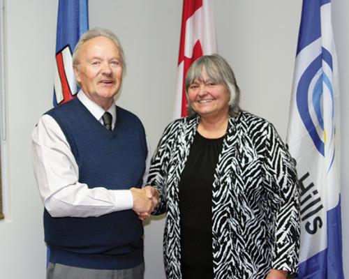 Terry Ann Diack assumes role of Deputy Mayor