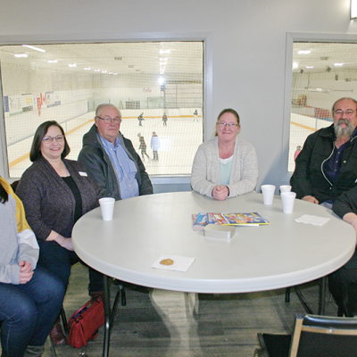 Ron Gorr Memorial Arena receives extensive renovations