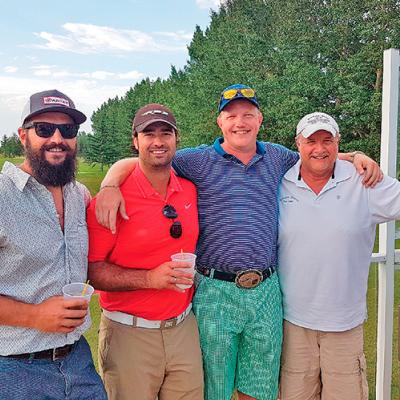 2017 Torrington Oilmen's Golf Tournament
