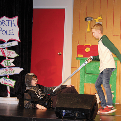 Arts Academy presents 'Twas the Night Before Christmas
