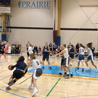 USport Showcase at Prairie College welcomes Pandas and Cougars
