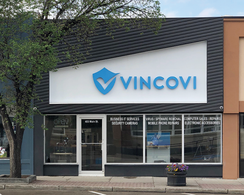 VINCOVI Technology Solutions opens new location