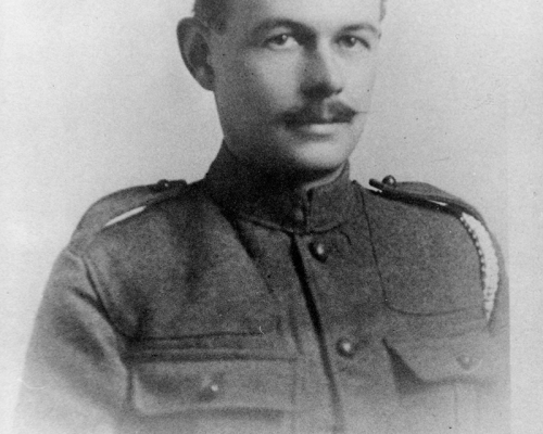 Great War Armistice 100 Years ago; Letters from two Trochu Boys