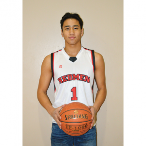 Acme Redmen's Jovi Custodio signs with Ambrose University