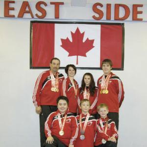East Side Tae Kwon-Do Club brings home Gold