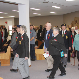 Town rallies in remembrance