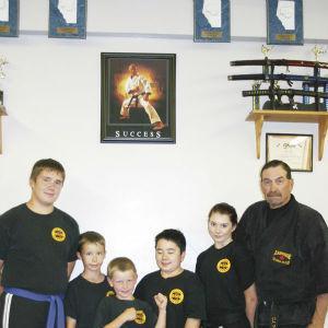 Beiseker Taekwondo Competitors advance to World's