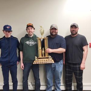 Hawkeye Line Finders win 37th Annual Torrington Oilmen's Bonspiel