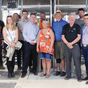 Three Hills Water Treatment Plant officially recommissioned
