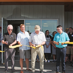 Honey House and Busy Bee Bake Shoppe officially opened