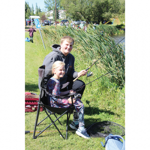 Annual Fishing Derby held in Linden