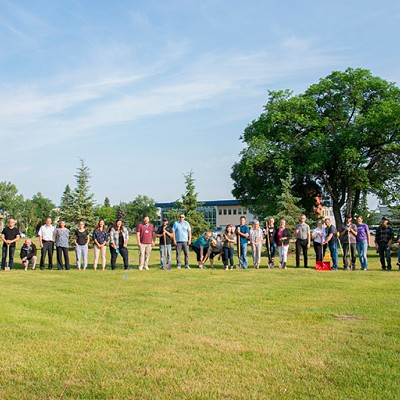 """Prairie College breaks ground on new """"welcome mat"""""""